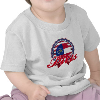 Pitts, GA Camisetas