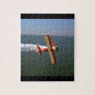 Pitts, reproducción de Samson, aviación Puzzle