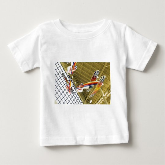 Pitts Special Aerobatics Plane Baby T-Shirt