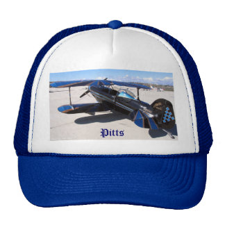 Pitts Special Blue, Pitts Trucker Hat