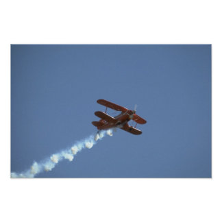 Pitts Special, Flying Poster