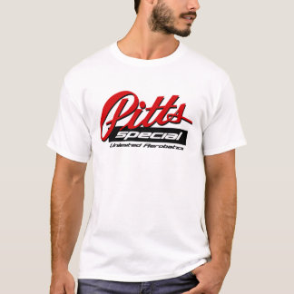 Pitts Special Logo Tee