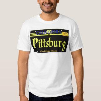 Pittsburg, Ca Camisas