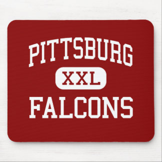 Pittsburg - Falcons - Middle - Pittsburg Kansas Mouse Mat