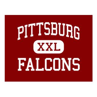 Pittsburg - Falcons - Middle - Pittsburg Kansas Postcards