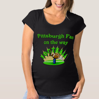 Pittsburg Fan on the way T-shirt