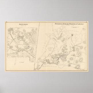 Pittsburg, Hubbard, Webster, Carlisle, Jefferson Poster