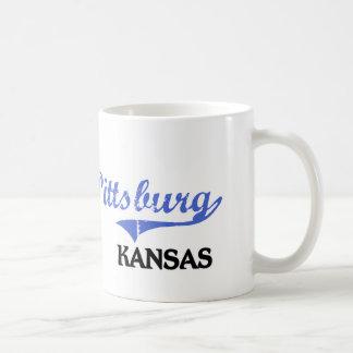 Pittsburg Kansas City Classic Coffee Mug