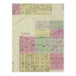Pittsburg, nuez, Beulah, y Lichfield, Kansas Postal