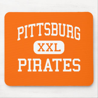 Pittsburg - Pirates - High - Pittsburg California Mouse Mats