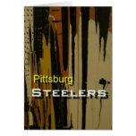 Pittsburg Steelers Card