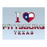 Pittsburg, Texas Post Cards