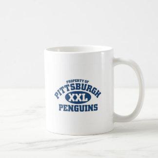 Pittsburg xxl Penguins Coffee Mug