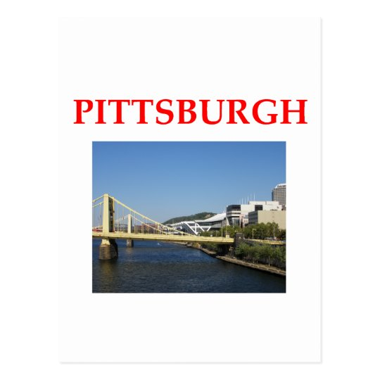 PITTSBURGH1 POSTCARD