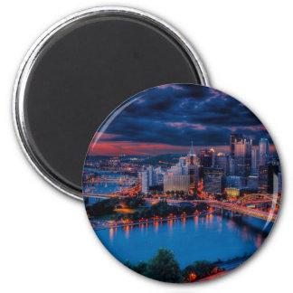 Pittsburgh3475 Fridge Magnets