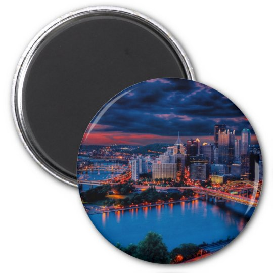 Pittsburgh3475 Magnet