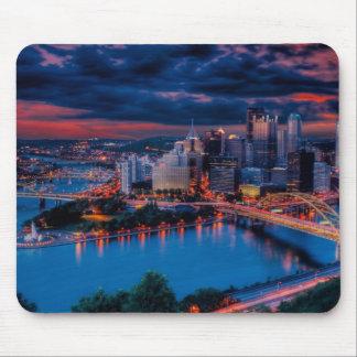 Pittsburgh3475 Alfombrillas De Ratones