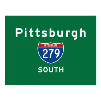 Pittsburgh 279 postal