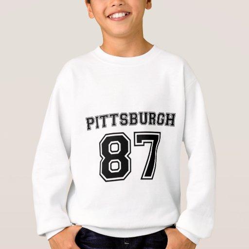 Pittsburgh 87 polera