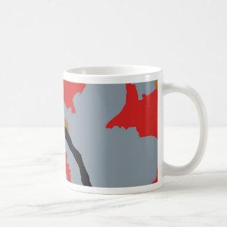 Pittsburgh Abstract Art Classic White Coffee Mug