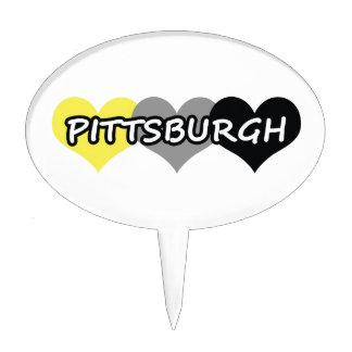 Pittsburgh Figura De Tarta
