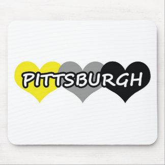 Pittsburgh Alfombrilla De Raton