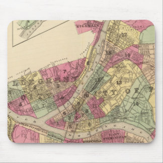 Pittsburgh, Allegheny Mouse Pad