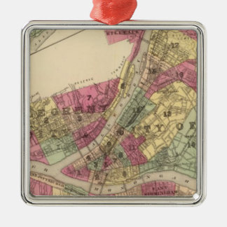 Pittsburgh Allegheny Ornament