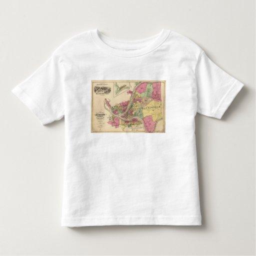 Pittsburgh, Allegheny T-shirt