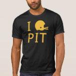 Pittsburgh - amarillo remeras