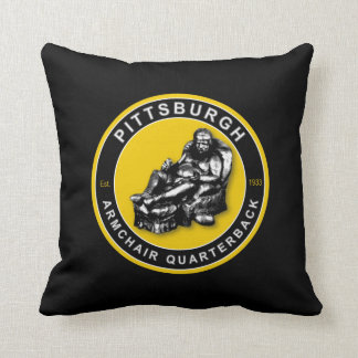 Pittsburgh American MoJo Football Pillow