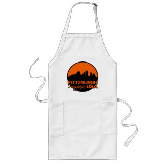 PITTSBURGH apron - choose style & color