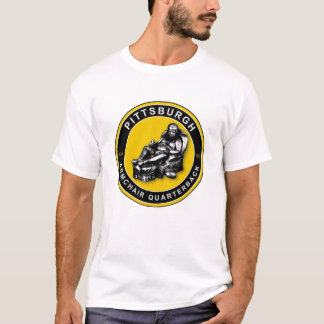 Pittsburgh Armchair Quarterback Football Shirt
