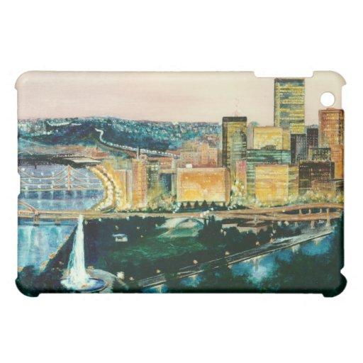 Pittsburgh at Night iPad Mini Case