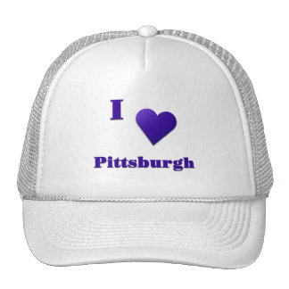 Pittsburgh -- Azul de medianoche Gorra