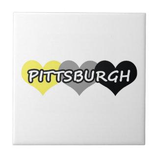 Pittsburgh Teja Cerámica