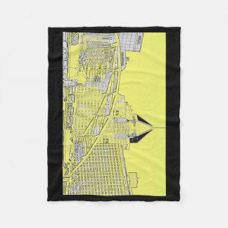 pittsburgh blanket