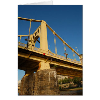 pittsburgh bridge card