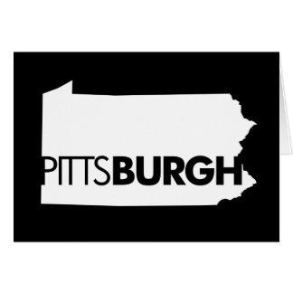Pittsburgh Card