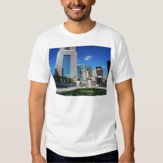 Pittsburgh céntrica camisas