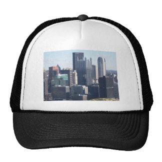 Pittsburgh céntrica gorros
