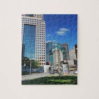 Pittsburgh céntrica puzzle