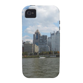 Pittsburgh céntrica Sklyine iPhone 4/4S Carcasas