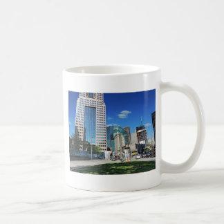 Pittsburgh céntrica tazas