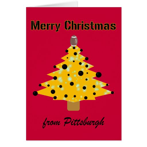 Pittsburgh Christmas Greeting Cards