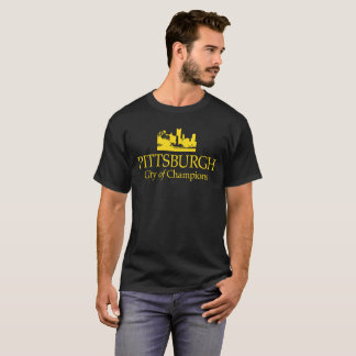 PITTSBURGH CITY OF CHAMPIONS T-SHIRT