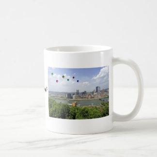 Pittsburgh City Pennsylvania Coffee Mug