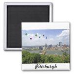 Pittsburgh City Pennsylvania Fridge Magnet
