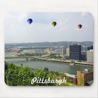 Pittsburgh City Pennsylvania Mouse Pad