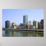 Pittsburgh City Pennsylvania Poster Print